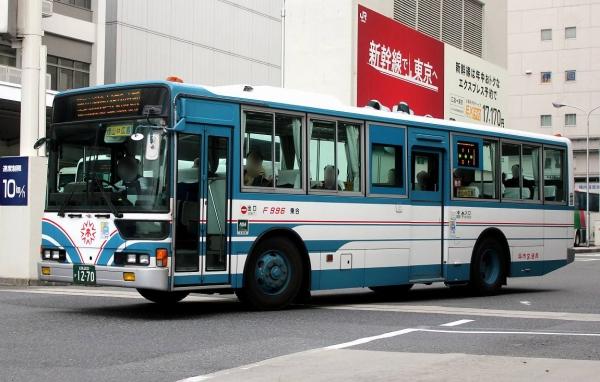 広島200か1270 F996