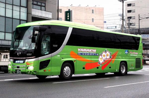 京都200う3333