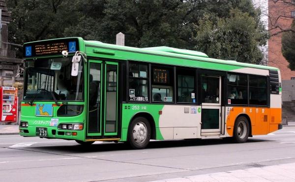 熊本200か・253