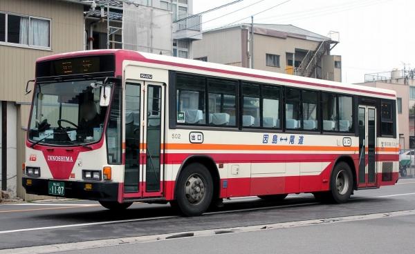 福山22く1107 502