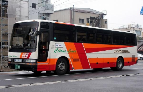 福山22く1155 605