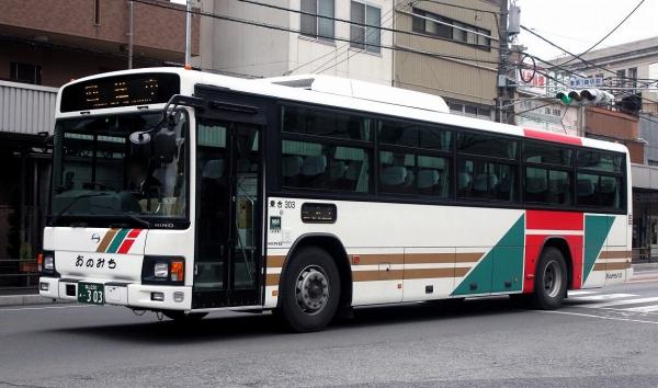 福山230あ・303