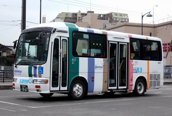 福岡200か1867 8007