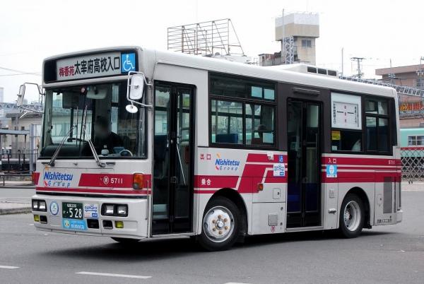 福岡200か・528 5711
