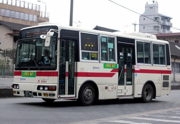 福岡200か2175 3341