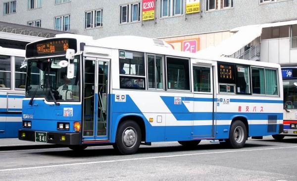 熊本200か・841