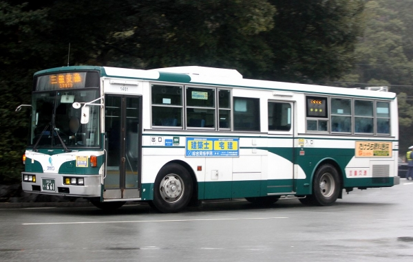 三重22き・661 1461