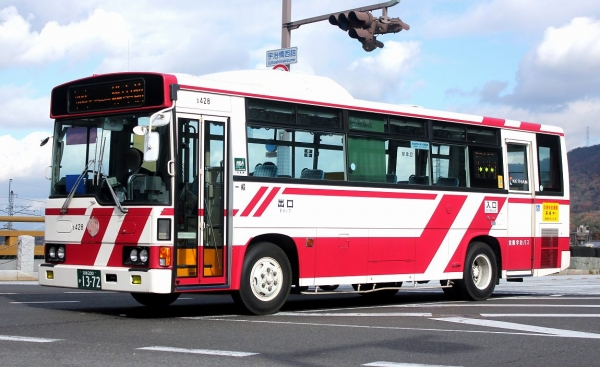 京都200か1372 3428
