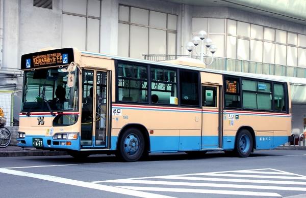 大阪200か1677 196