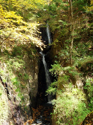三段の滝_その1