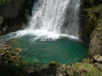 銚子ヶ滝@飛騨_その3
