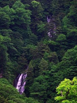 黒滝・全景