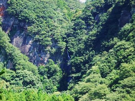 八草の滝_その2
