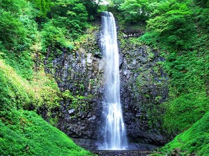 玉簾の滝_その2