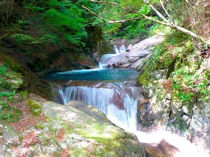 三重の滝_アップ