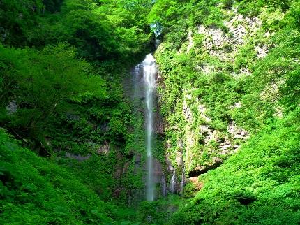 霧ヶ滝@但馬_遠景