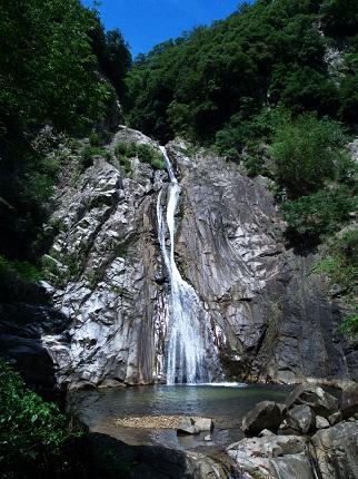 布引の滝@神戸_遠景