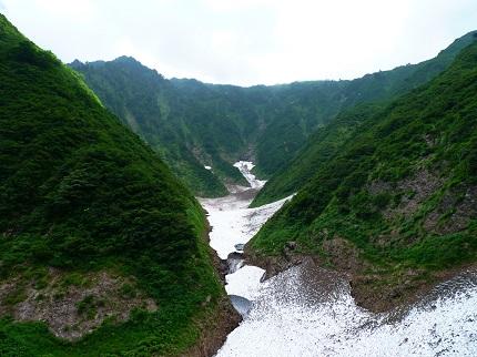 本城の滝_その2
