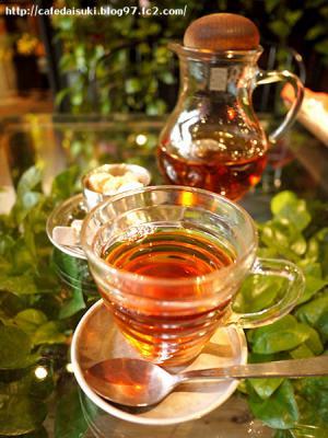 Aoyama Flower Market TEA HOUSE◇春いちごの紅茶