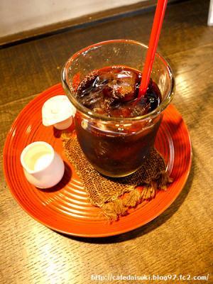 カフェ・ギャラリー 風と木◇アイスコーヒー
