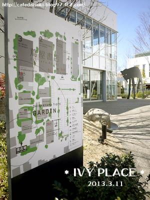 IVY PLACE◇DAIKANYAMA T-SITE看板
