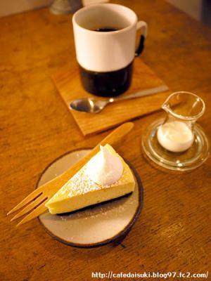 包み計画(クルミケイカク)◇チーズケーキ(ハーフ)&オーガニックコーヒー