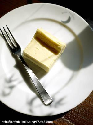 MOON FACTORY COFFEE◇自家製ミニチーズケーキ