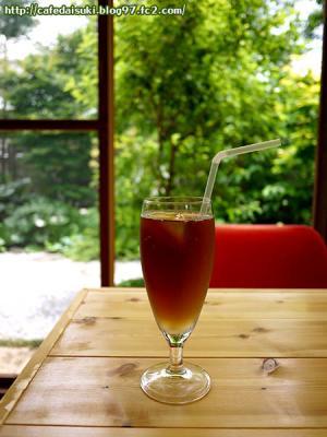 ONIWA CAFE◇ランチセットの紅茶