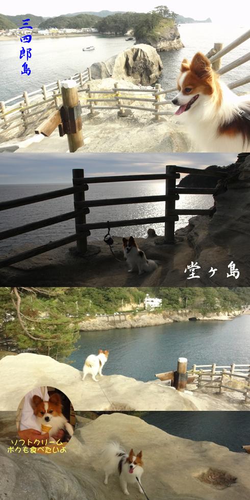 堂ヶ島を散策!