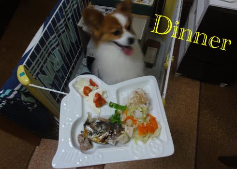 軟骨と野菜の煮物