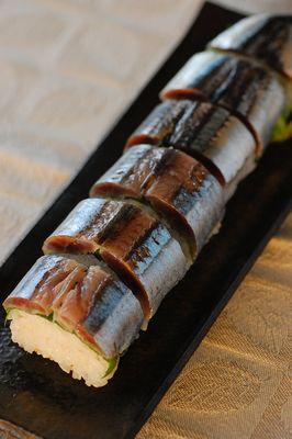 さんま 棒寿司2