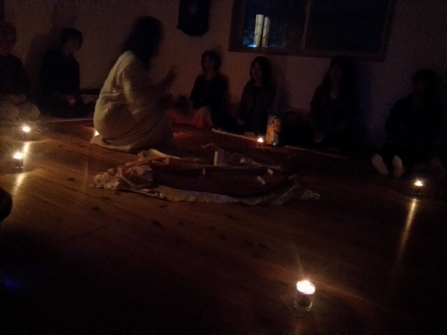 ライアーと瞑想