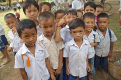 ロカーカオピー小学校建設報告書15