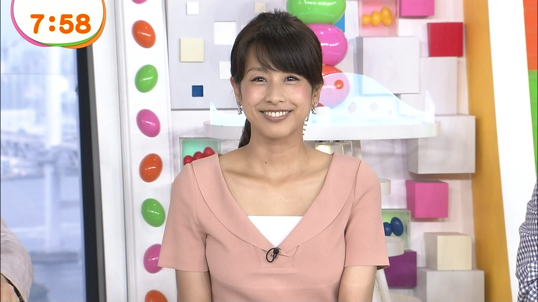 朝から素敵な笑顔の加藤綾子