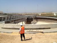 8Jul2013 Waste water treatment station @ Beit Hanoun 031