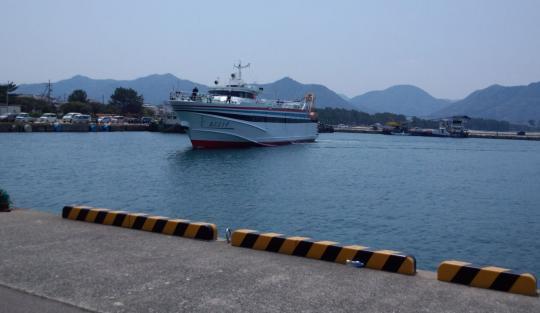 見島旅行1