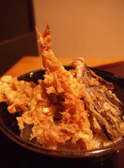 天丼(きびや)