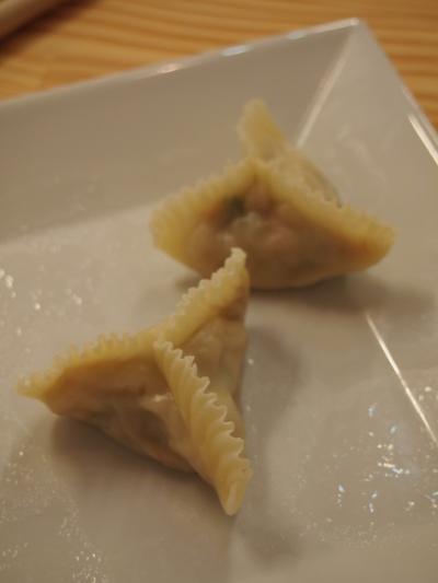 水餃子(馬点心3)