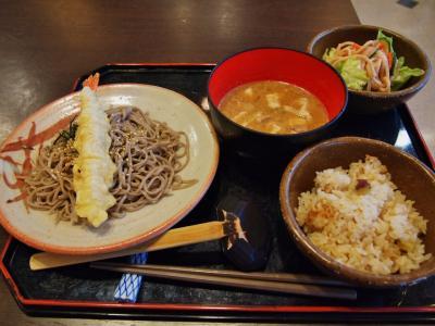 夕飯(2013年8月30日)