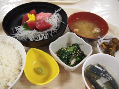 昼食(2013年8月31日)