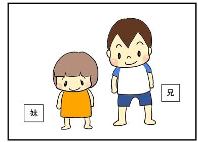 上の子の影響3