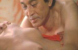 名取裕子初ヌード「序の舞」(1984年東映)その7