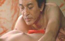 名取裕子初ヌード「序の舞」(1984年東映)その6