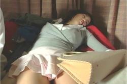 山形先生の話が長くて、寝てしまったマチコ先生