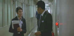 湯川先生は花岡康子が容疑者だと考えています