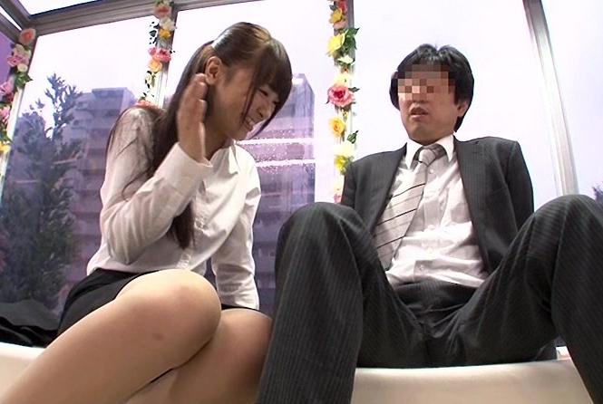 社内恋愛禁止だけどおっぱい触ると歯止め利かなくなったリーマン