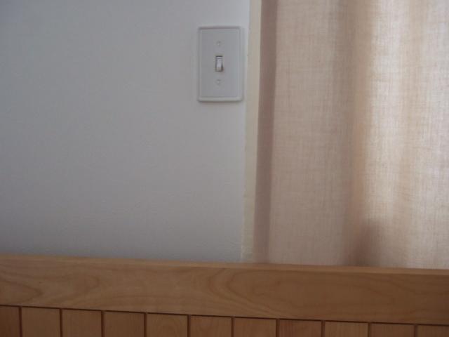 寝室スイッチ