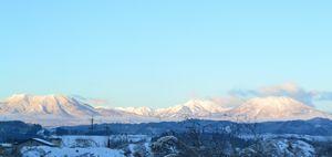 009雪山