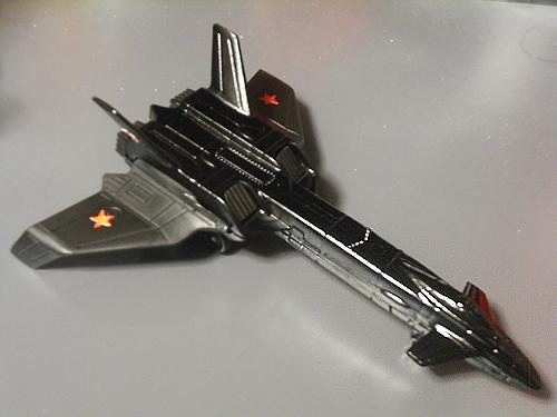 MiG-31 ファイヤーフォックス