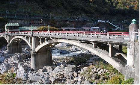 定光寺 城嶺橋2